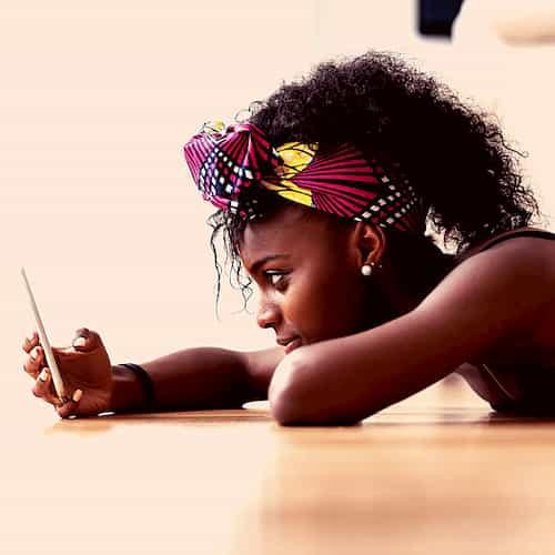 les usages du mobiles et internet